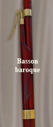 Basson baroque, ensemble enharmonie