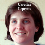 Biographie de Caroline Leprette - Ensemble Enharmonie