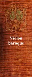 Violon baroque