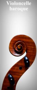Violoncelle baroque