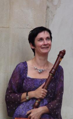 Eléonore Vigla Ensemble Enharmonie