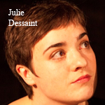 Biographie de Julie Dessaint - Ensemble Enharmonie