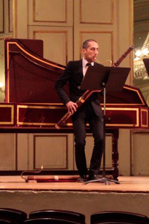 Stéphane Tamby - Ensemble Enharmonie